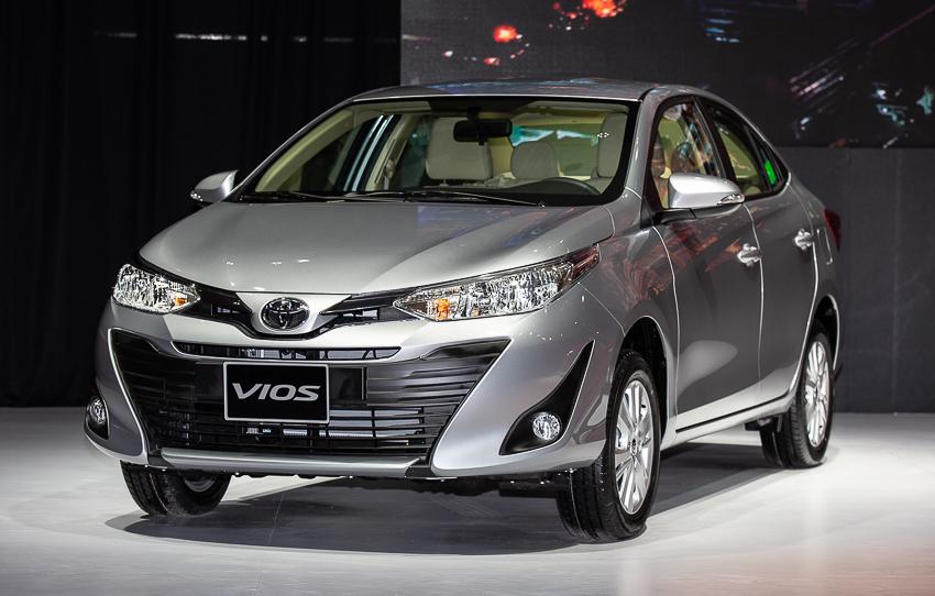 doanh số thị trường ô tô Việt Nam tháng 3-2019