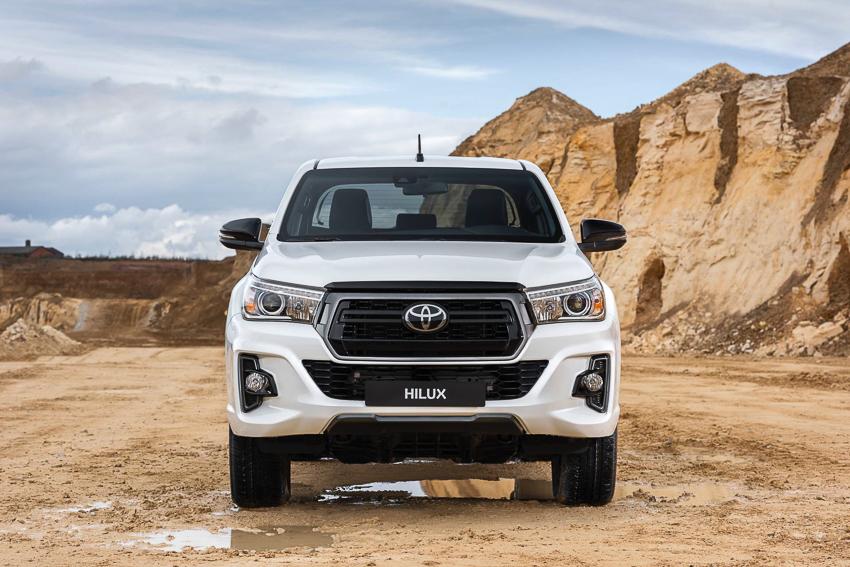 Toyota ra mắt Hilux phiên bản đặc biệt - 16