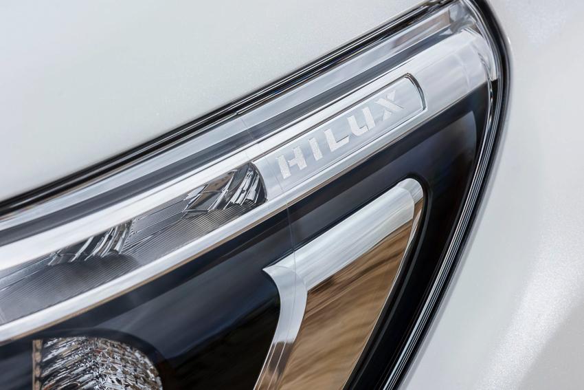 Toyota ra mắt Hilux phiên bản đặc biệt - 24