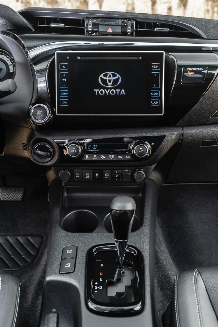 Toyota ra mắt Hilux phiên bản đặc biệt - 33