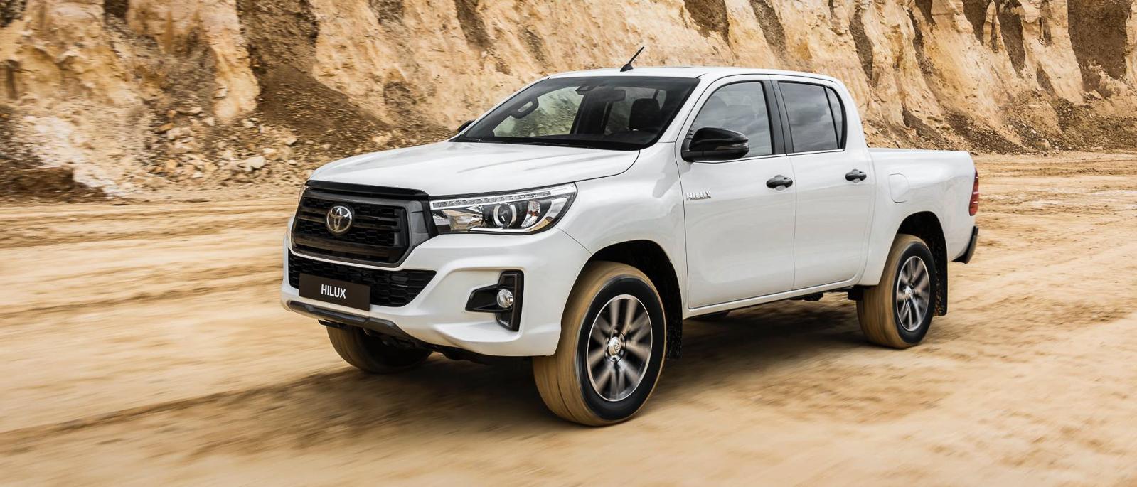 Toyota ra mắt Hilux phiên bản đặc biệt - 38