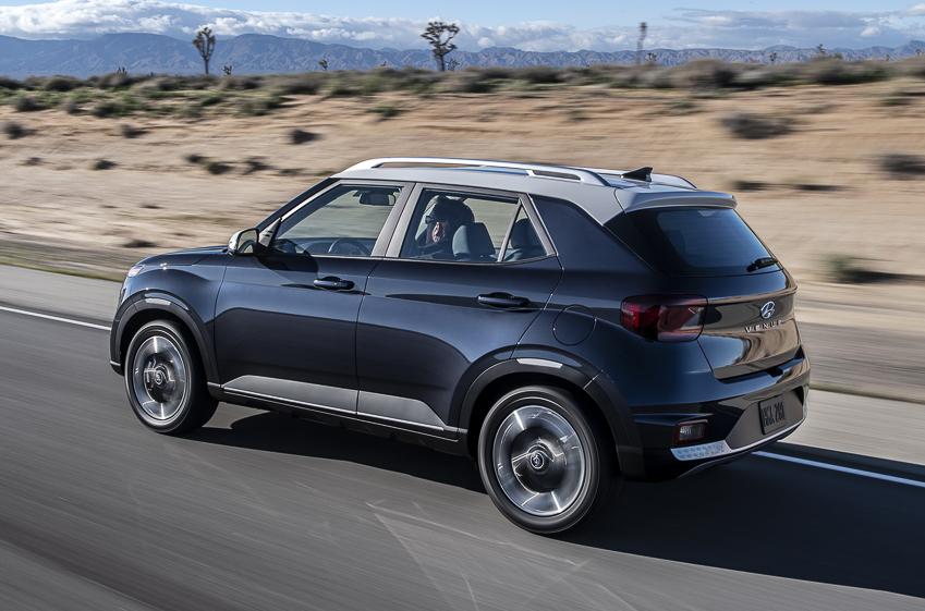 SUV cỡ nhỏ Hyundai Venue chính thức ra mắt - 02