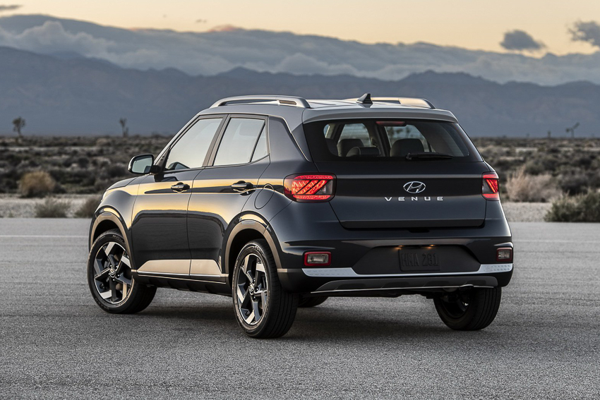 SUV cỡ nhỏ Hyundai Venue chính thức ra mắt - 12