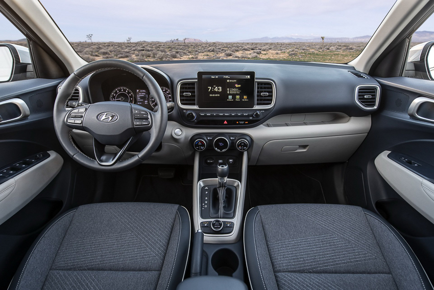 SUV cỡ nhỏ Hyundai Venue chính thức ra mắt - 14