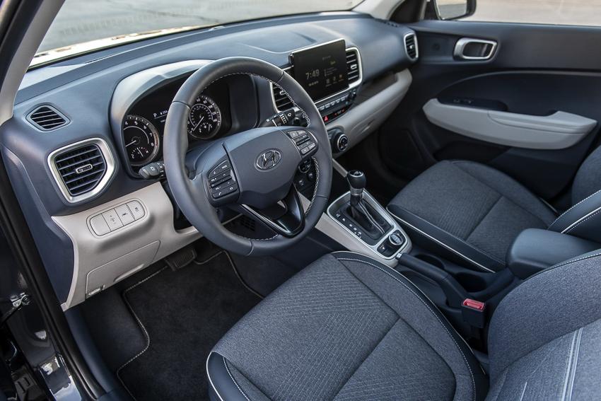 SUV cỡ nhỏ Hyundai Venue chính thức ra mắt - 15