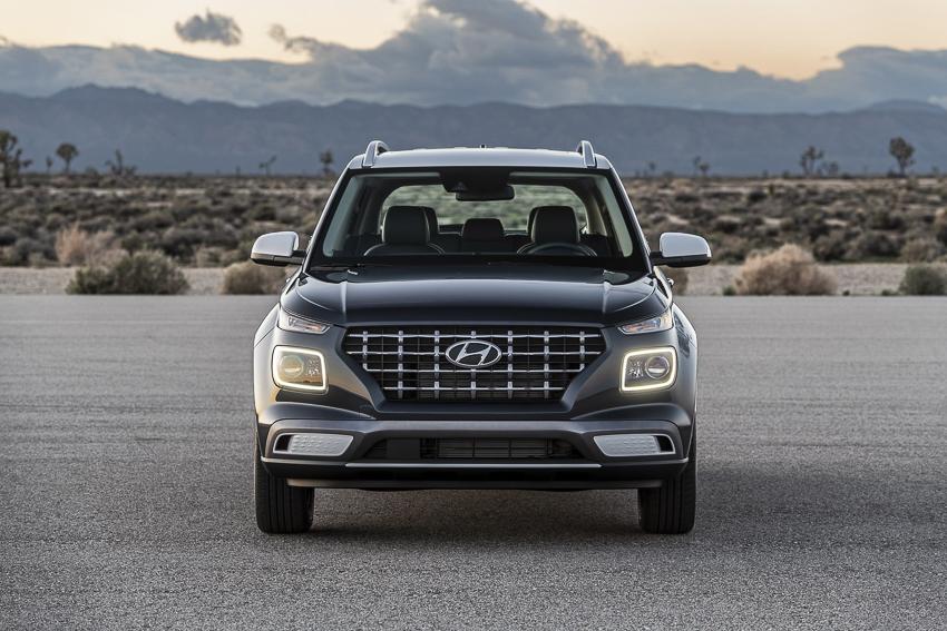 SUV cỡ nhỏ Hyundai Venue chính thức ra mắt - 03
