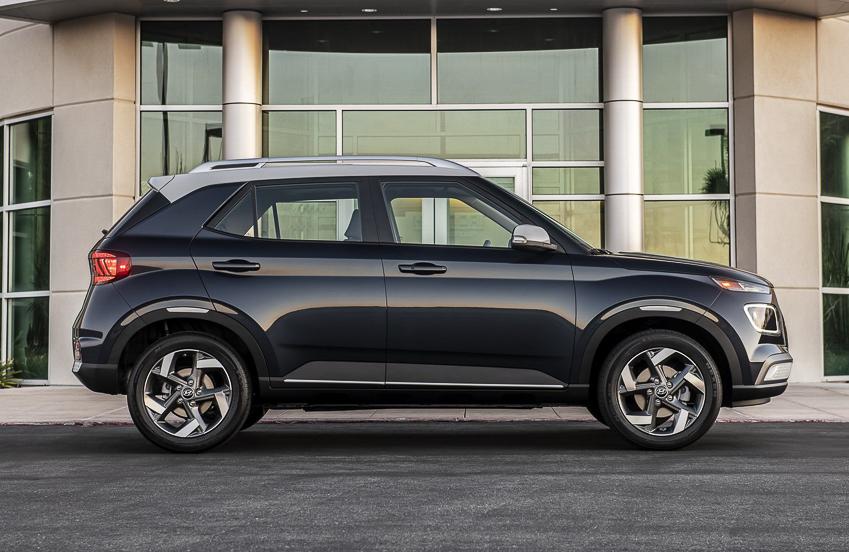 SUV cỡ nhỏ Hyundai Venue chính thức ra mắt - 05