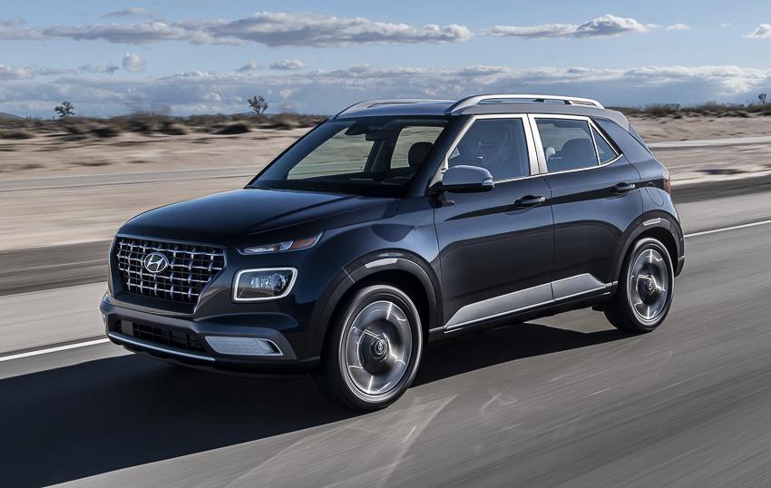 SUV cỡ nhỏ Hyundai Venue chính thức ra mắt - 07