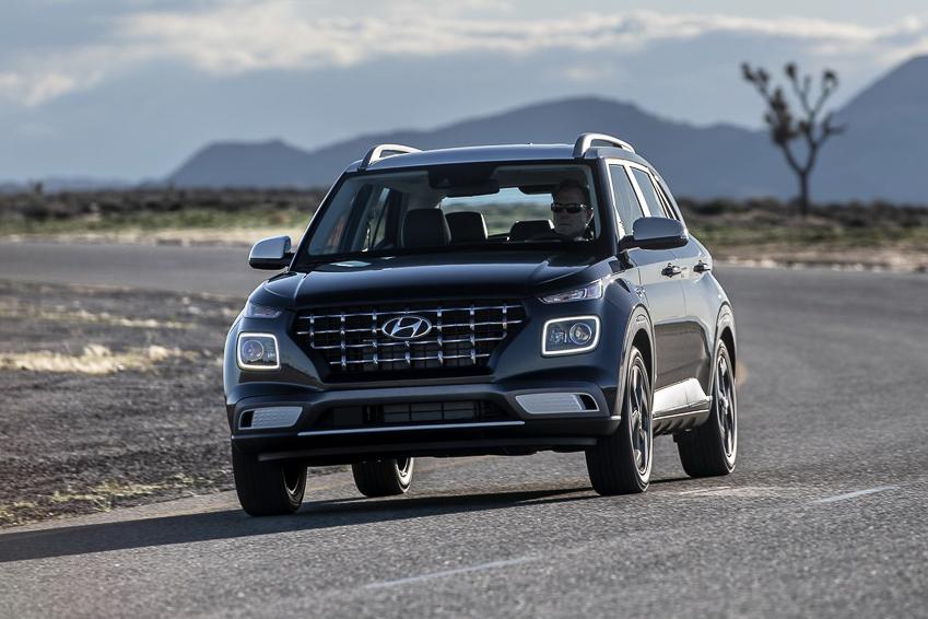 SUV cỡ nhỏ Hyundai Venue chính thức ra mắt - 08