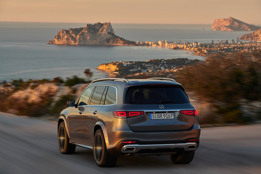 Mercedes-Benz GLS 2020 12
