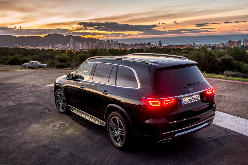 Mercedes-Benz GLS 2020 19