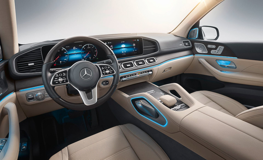 Mercedes-Benz GLS 2020 2