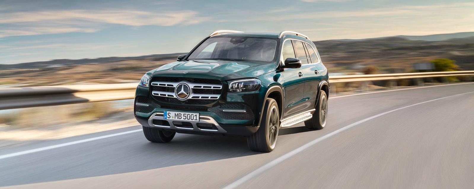 Mercedes-Benz GLS 2020 22