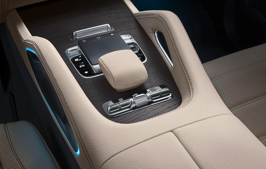 Mercedes-Benz GLS 2020 5
