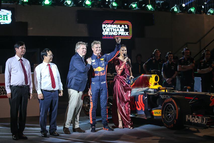khởi Động Formula 1 Vietnam Grand Prix - 21