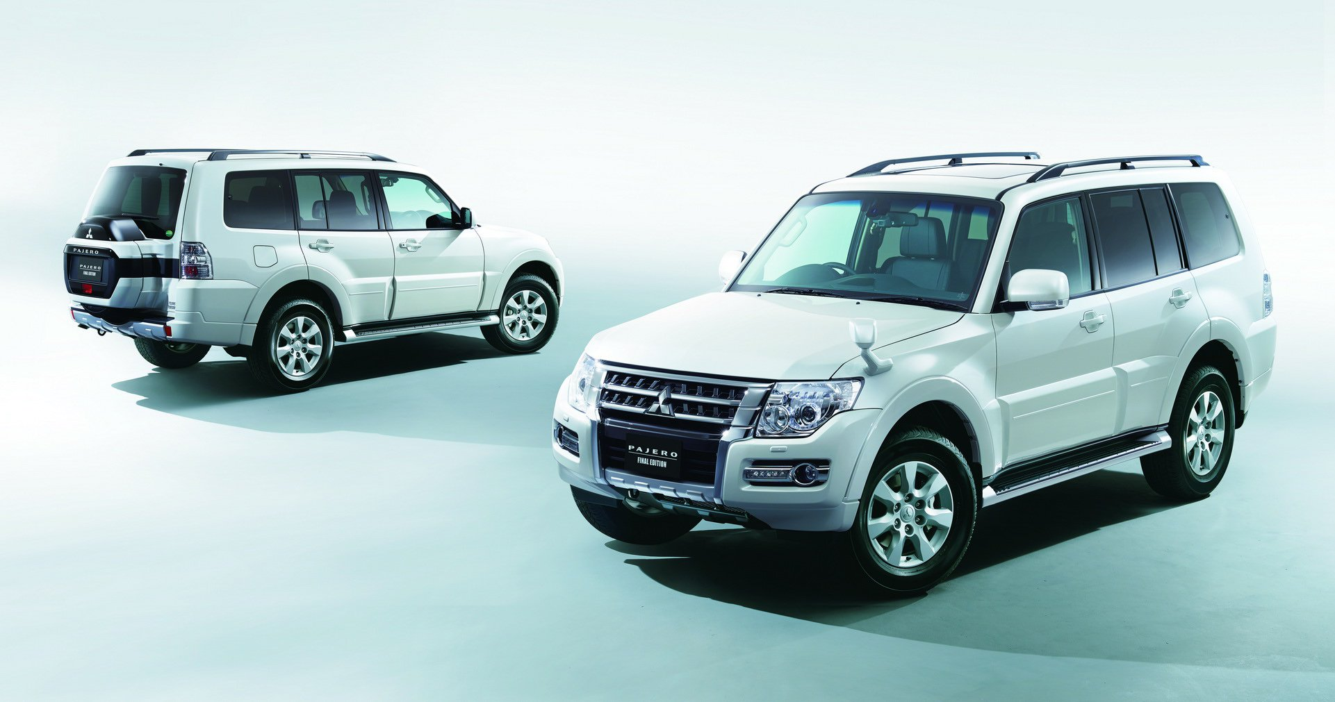 Mitsubishi giới thiệu Pajero Final Edition phiên bản cuối cùng, giới hạn 700 chiếc 9