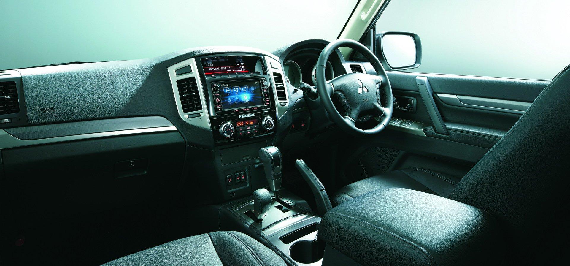 Mitsubishi giới thiệu Pajero Final Edition phiên bản cuối cùng, giới hạn 700 chiếc 7