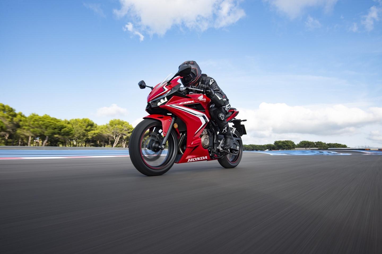 Bộ ba mô tô Honda phân khối lớn: CBR500R, CBR650R và CB500X - 02
