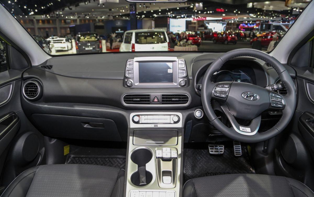 Hyundai Kona Electric -09