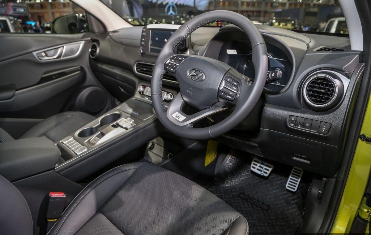 Hyundai Kona Electric - 10