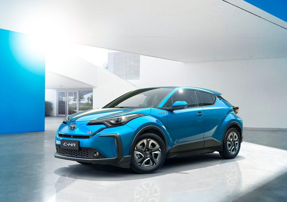 """Toyota """"trình làng"""" hai mẫu SUV điện mới dành cho thị trường Trung Quốc - 02"""