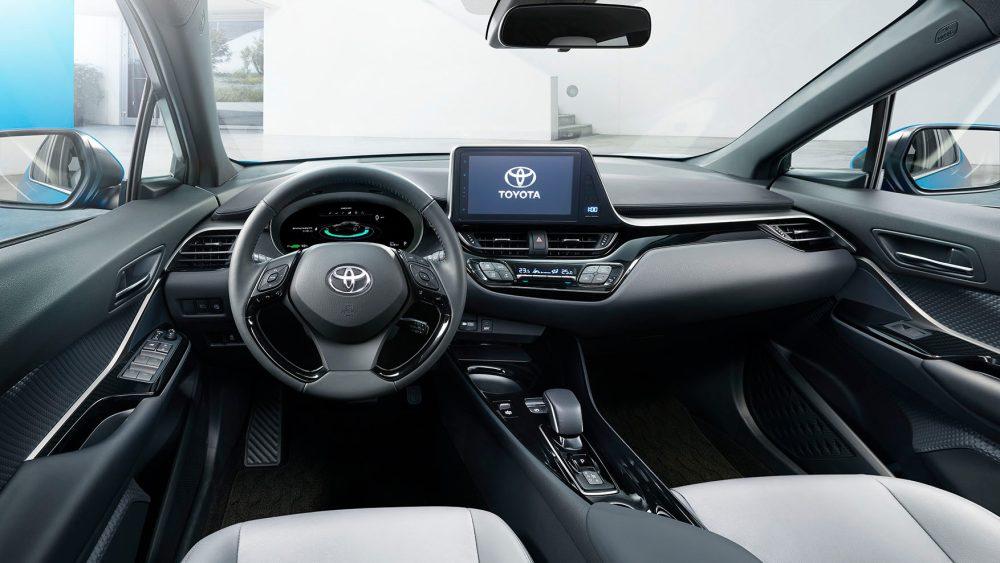 """Toyota """"trình làng"""" hai mẫu SUV điện mới dành cho thị trường Trung Quốc - 03"""