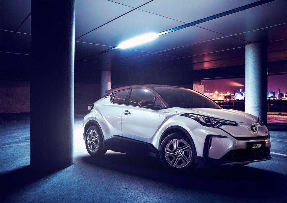 """Toyota """"trình làng"""" hai mẫu SUV điện mới dành cho thị trường Trung Quốc - 04"""