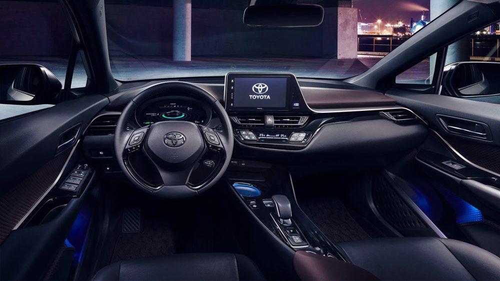"""Toyota """"trình làng"""" hai mẫu SUV điện mới dành cho thị trường Trung Quốc - 05"""