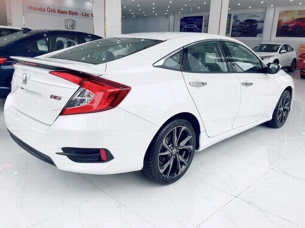 Ảnh thực tế Honda Civic 2019 - 02