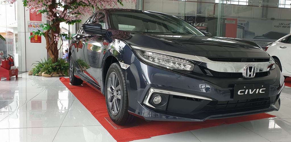 Ảnh thực tế Honda Civic 2019 - 13