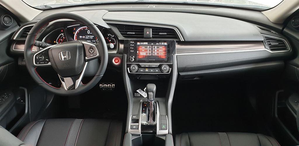 Ảnh thực tế Honda Civic 2019 - 16