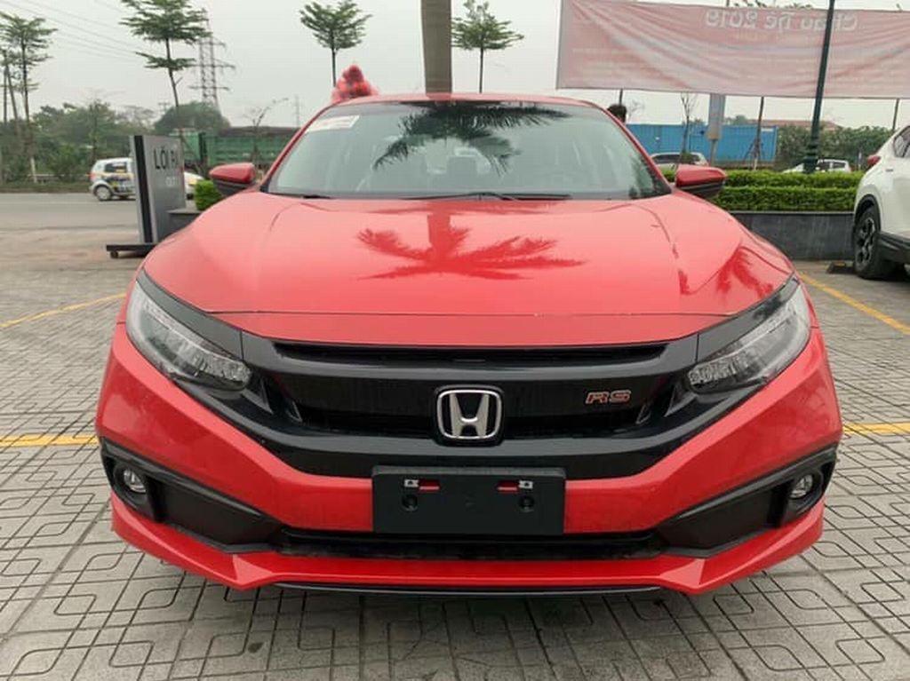 Ảnh thực tế Honda Civic 2019 - 04
