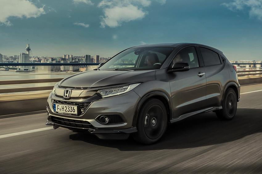 Honda HR-V Sport 2019, chiếc xe chạy nhanh nhất trong phân khúc - 01