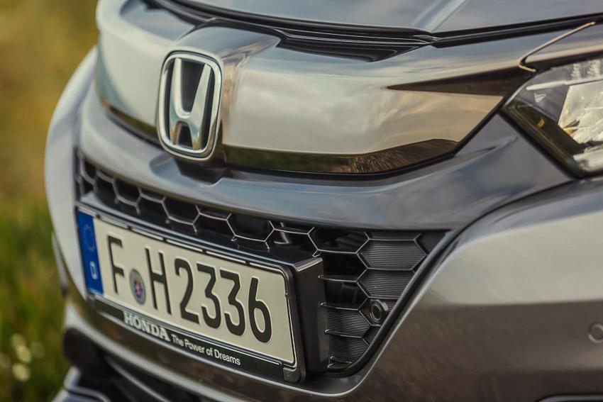 Honda HR-V Sport 2019, chiếc xe chạy nhanh nhất trong phân khúc - 24