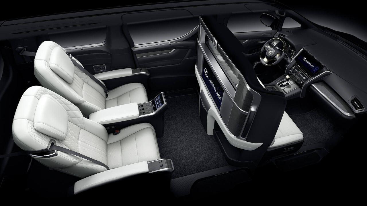 Lexus LM, phiên bản hạng sang của Toyota Alphard - 03