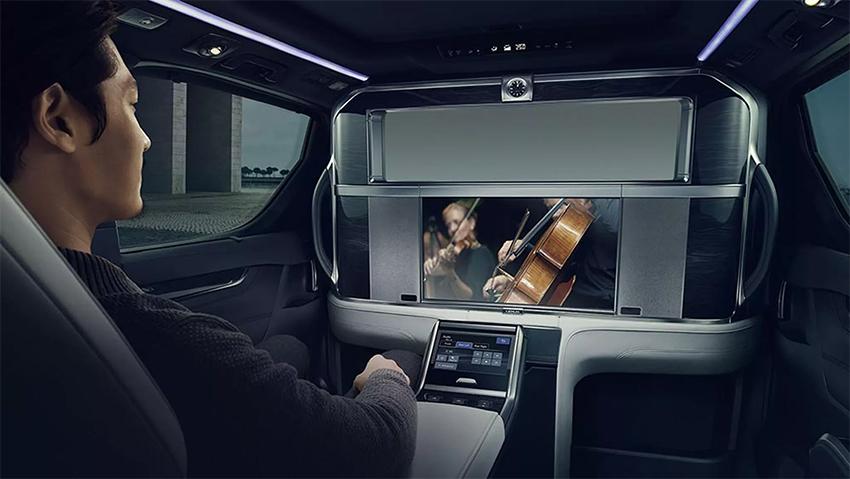 Lexus LM, phiên bản cao cấp của Toyota Alphard chính thức ra mắt - 10