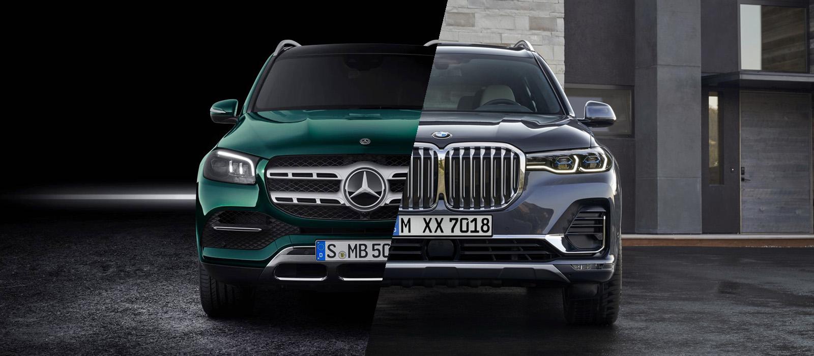 2020 Mercedes GLS Vs. 2019 BMW X7: Bạn đang ở bên nào? - 0