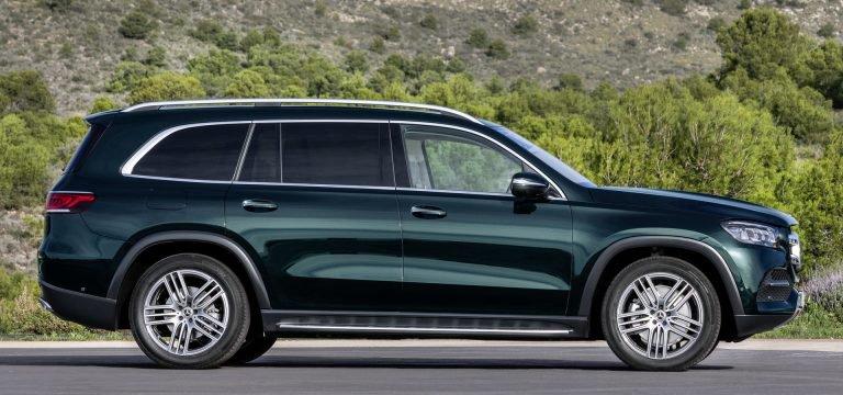 2020 Mercedes GLS Vs. 2019 BMW X7: Bạn đang ở bên nào? - 9