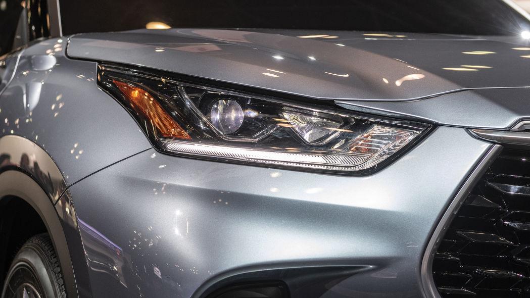 Toyota Highlander 2020 thế hệ mới - 09