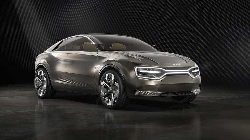 mẫu xe concept mới nhất của Kia