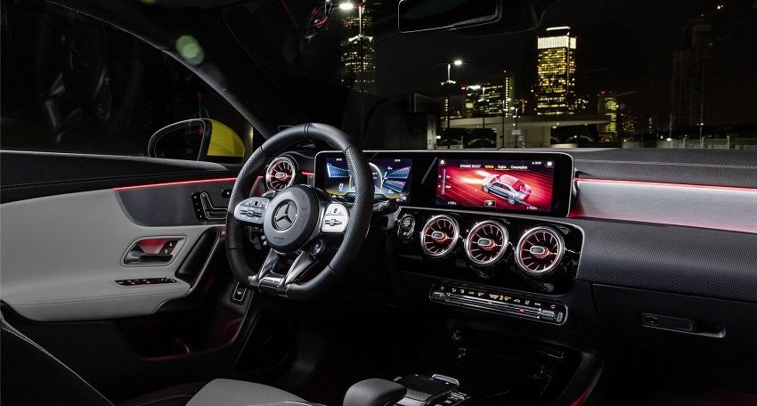 Mercedes AMG CLA 35 mới