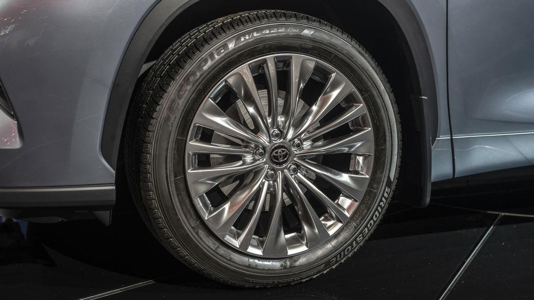 Toyota Highlander 2020 thế hệ mới - 10
