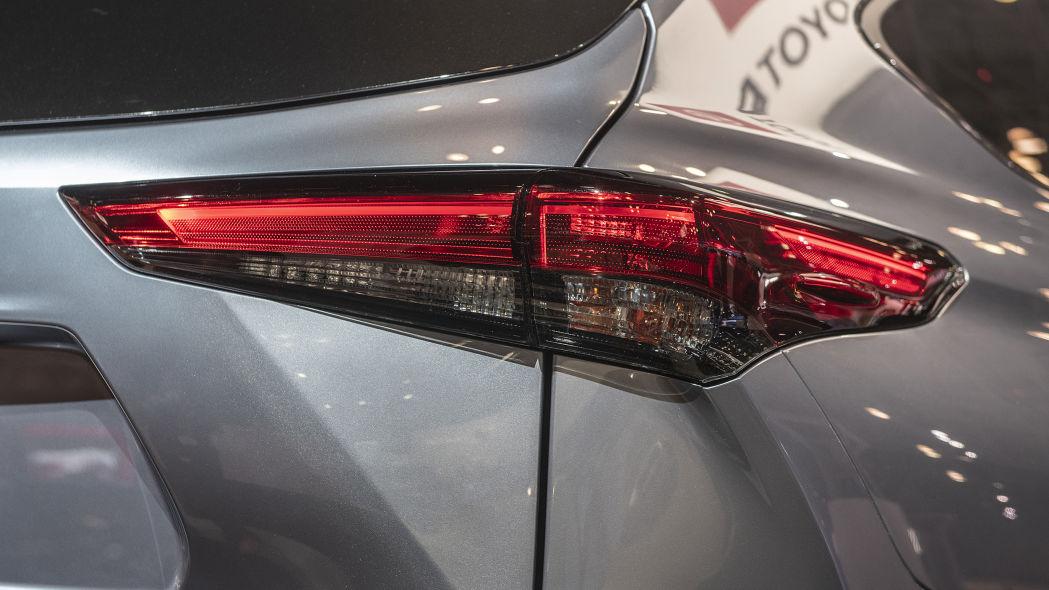 Toyota Highlander 2020 thế hệ mới - 11