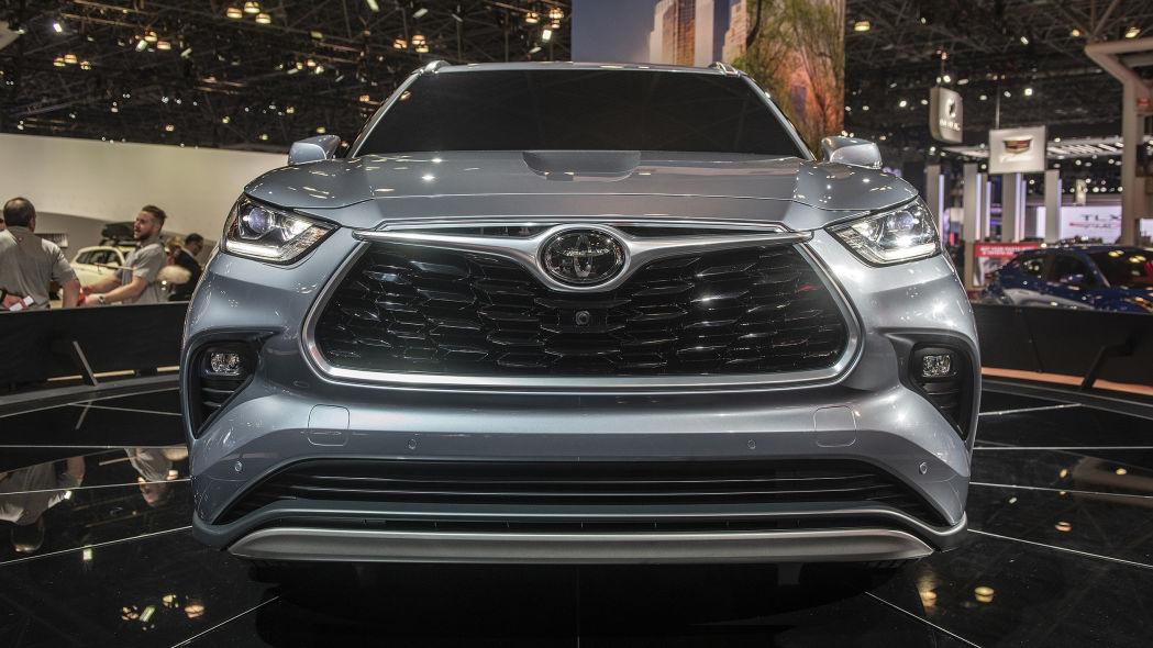 Toyota Highlander 2020 thế hệ mới - 06
