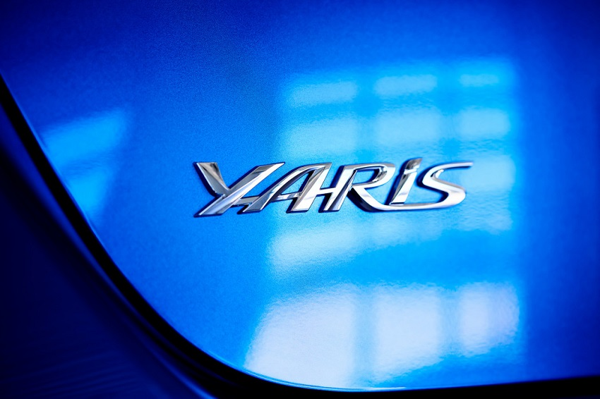 Mẫu xe hatchback Toyota Yaris 2020