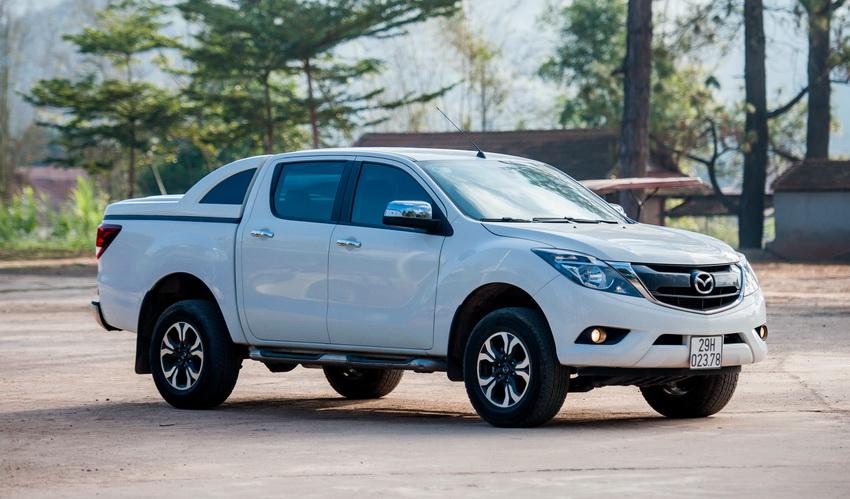 ưu đãi dành cho khách hàng mua xe Mazda BT-50