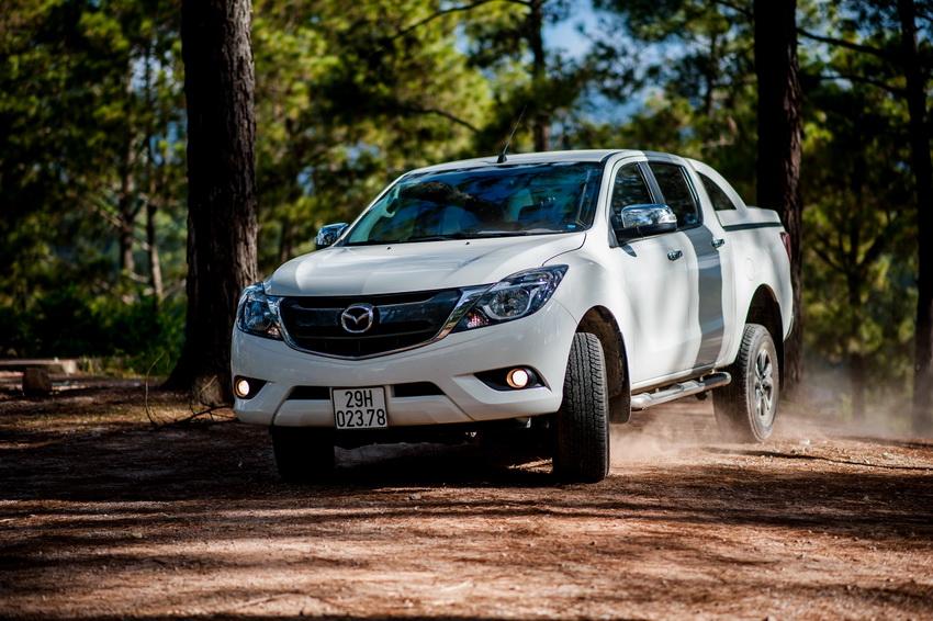doanh số Mazda BT-50