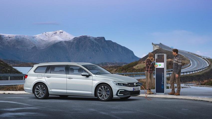 Chiếc xe Volkswagen Passat thứ 30 triệu xuất xưởng 3