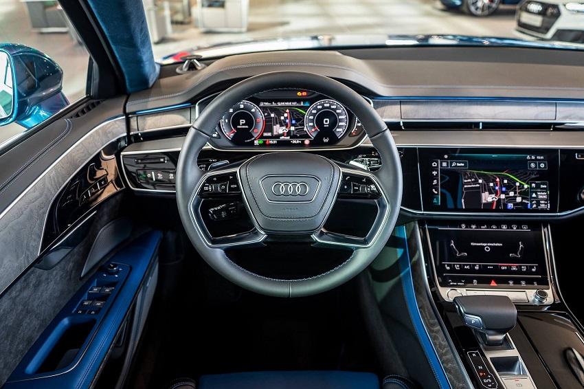 Audi A8 phiên bản 50 TDI