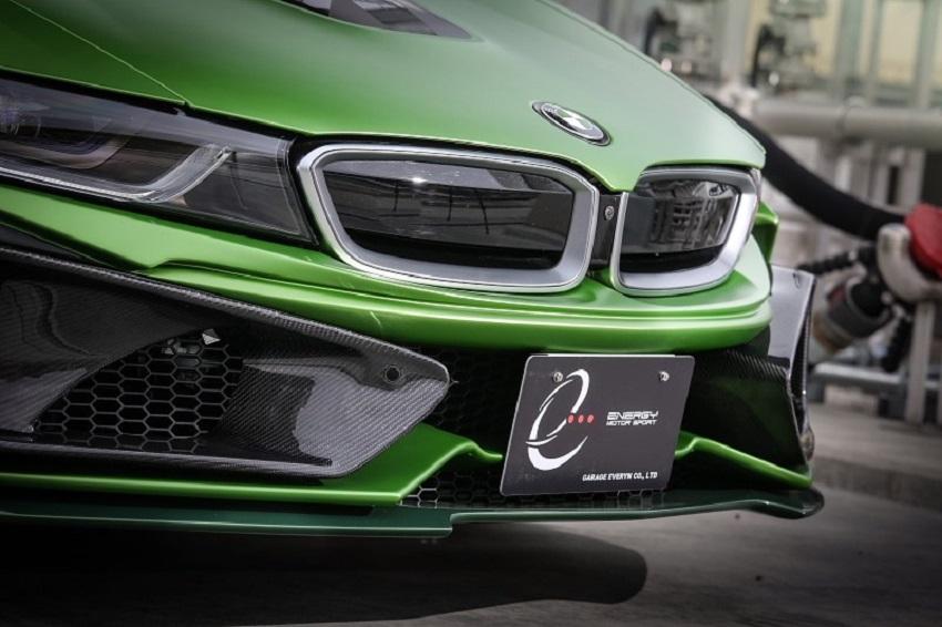 BMW i8 Roadster E.N. ARMY Edition 15